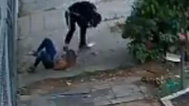 Video estremecedor: momento en que joven pide ayuda a gritos tras ser baleada por motochorro