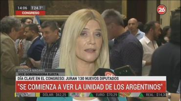 Magario criticó balance de gestión de Vidal: