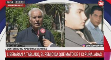 Papá de Carolina sobre Tablado: