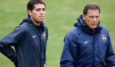 Riquelme reveló que tiene técnico para Boca y todo apunta a que es Russo