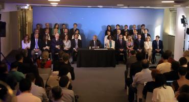 Alberto Fernández presentó su Gabinete Nacional: uno por uno, el equipo que asume el 10 de diciembre