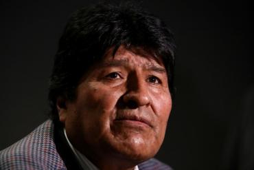 Evo Morales viaja a Cuba y ultima su salida de México para llegar a la Argentina
