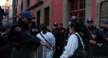 Feroz tiroteo en México: al menos 4 muertos en un edificio cercano al Palacio de Gobierno