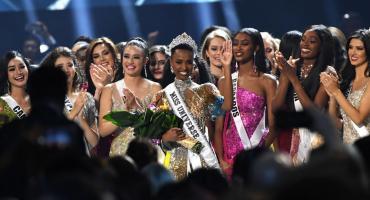 ¿Quién es la nueva Miss Universo?