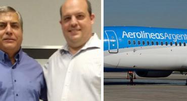 Luis Pablo Ceriani será el nuevo presidente de Aerolíneas Argentinas