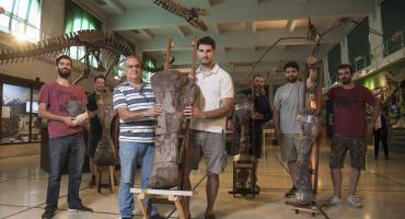 Descubrieron nuevas especies de dinosaurios en Santa Cruz