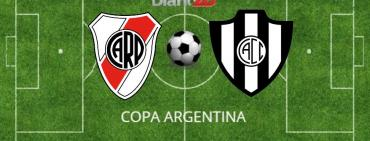 EN VIVO ONLINE: River vs. Central Córdoba, por un campeón para la Copa Argentina