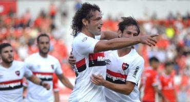 Newell's se lo dio vuelta y le dio un nuevo golpe a Independiente