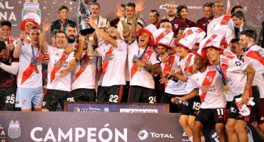 River, otra vez Campeón: se quedó con Copa Argentina tras vencer a Central Córdoba