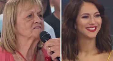 El tierno mensaje de abuela de Nico Occhiato a Flor Vigna: