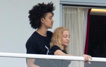 Madonna tiene nuevo novio, un bailarín de 26 años