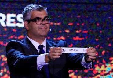 Libertadores 2020, habemus rivales: River va al grupo D y Boca al H