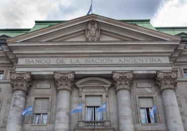 Banco Nación: cerraron la sede más importante por un caso de coronavirus