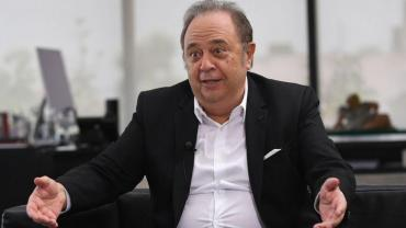 Alberto Pierri elogió a Máximo Kirchner: