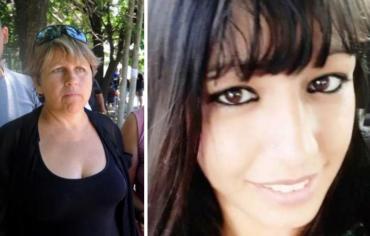La madre de joven que murió quemada apuntó a la pareja: