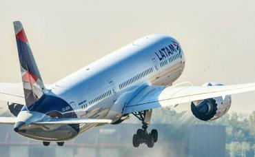 Paro de Aeronavegantes de Latam para lunes 30: dictan conciliación obligatoria