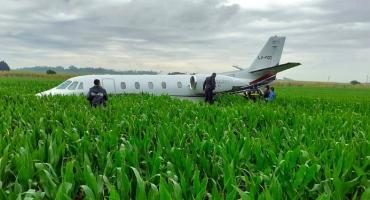 Susto en el aire: avión con 9 pasajeros debió aterrizar de emergencia cerca de Mar del Plata