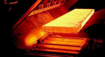 Producción de acero crudo cayó en noviembre 21,6% interanual