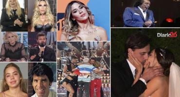 Anuario de Espectáculos 2019: Pampita reina, abusos y escándalo y Occhiato Rey del Bailando