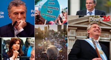 Anuario Política 2019: Elecciones, Alberto Fernández presidente y nuevo escenario político