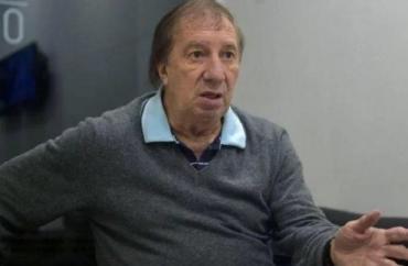 Carlos Bilardo no tiene coronavirus: su tercer hisopado dio negatio