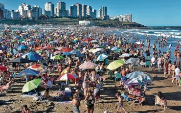 Mar del Plata está feliz: más de 600 mil turistas pasaron en primera quincena de enero