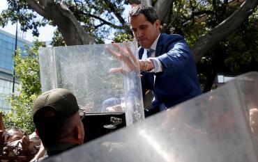 Duro mensaje de EE UU tras la elección del nuevo presidente del Parlamento de Venezuela