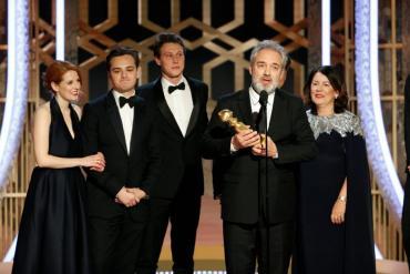 Globos de Oro, la noche del cine y TV: