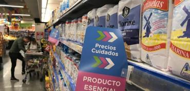 Gobierno formalizó acuerdo de Precios Cuidados con grandes supermercados