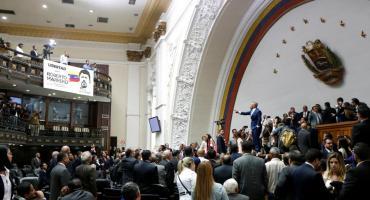 Periodista sobre escándalo en Parlamento de Venezuela: