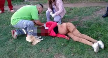 Embarazada robó auto, atropelló y mató a motociclista en su huida en José C. Paz