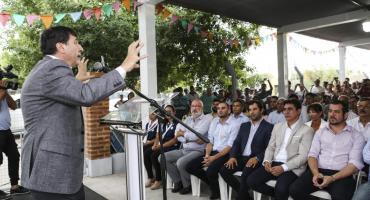 Gobierno lanzó en Chaco el Plan Nacional