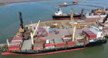 Suba de impuestos: puertos bonaerenses empiezan a sufrir caídas de operaciones
