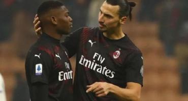 Milan le ganó en su visita al Cagliari 2-0 por la Serie A italiana