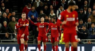 Liverpool, imparable: derrotó a Tottenham y extendió su racha invicta en Premier