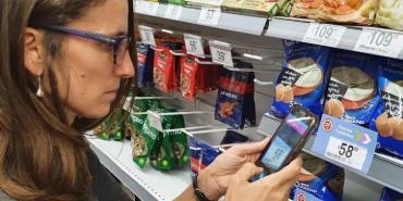 Precios Cuidados: ministros recorrieron supermercados para controlar cumplimiento