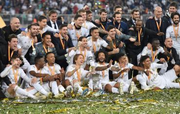 Supercopa de España: Atlético de Simeone volvió a perder una final con Real Madrid