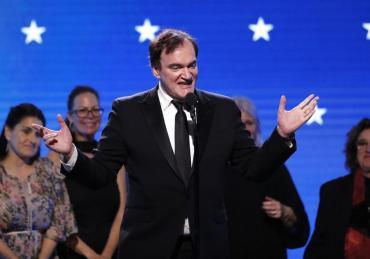 """Critics' Choice Awards: """"Érase una vez en Hollywood"""", la gran ganadora de la noche"""