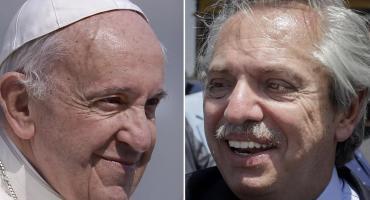 El papa Francisco recibirá a Alberto Fernández el 31 de enero en el Vaticano