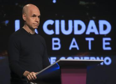 Coparticipación, cruces: Larreta rechaza quita de fondos y dará pelea a Casa Rosada