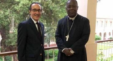 Vaticano: se cayó la designación de Bellando como embajador porque es divorciado