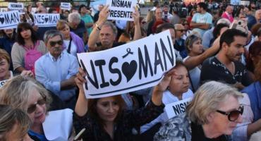 """Cómo será homenaje a Nisman bajo consigna """"no fue suicidio, fue magnicidio"""""""