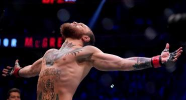 McGregor y un increíble KO a los 40 segundos para regresar con todo a la UFC