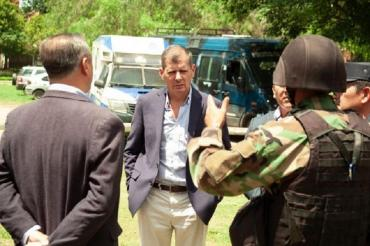 Salta en alerta por fuga masiva de la mayor banda narco brasileña