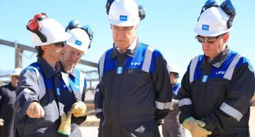 Vaca Muerta: Nielsen propone construir gasoducto para conectarla con Brasil