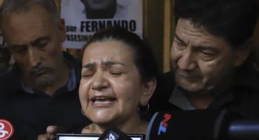Dolor en marcha por el crimen de Fernando Báez Sosa:
