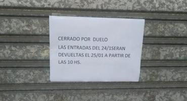 Suicidio de Fernando Alonso: suspenden las funciones del teatro Auditorium