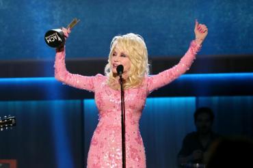 Los famosos argentinos se sumaron al Dolly Parton Challenge