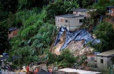 Histórico temporal en Brasil: declaran la emergencia y ya suman 37 los muertos