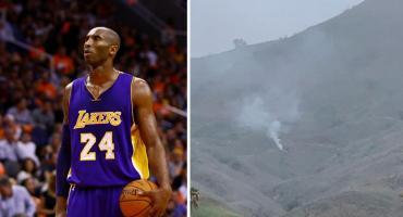 Dramático audio del piloto del helicóptero de Kobe Bryant: